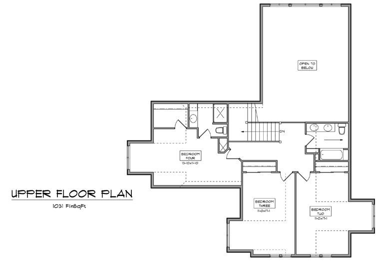 Image of main floorplan for The orchard